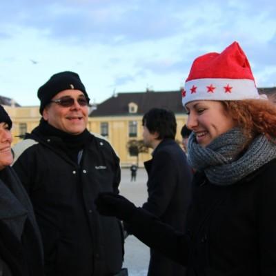 Free Hugs Vienna 21 December 2014  100