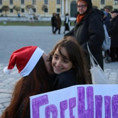 Free Hugs Vienna 21 December 2014  102
