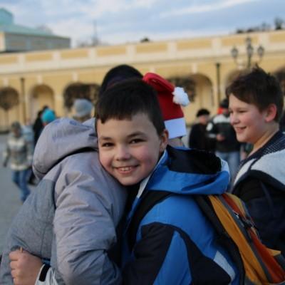Free Hugs Vienna 21 December 2014  105