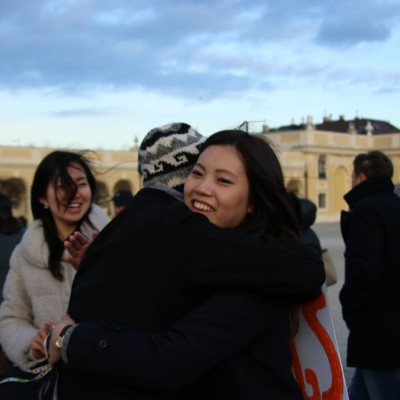 Free Hugs Vienna 21 December 2014  106