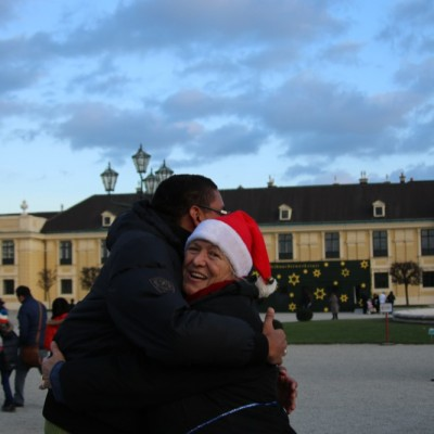Free Hugs Vienna 21 December 2014  111
