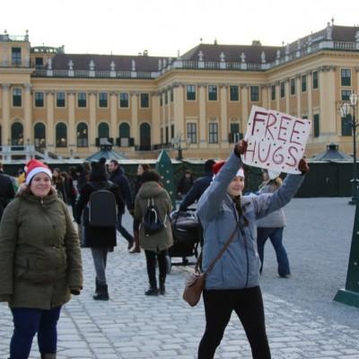 Free Hugs Vienna 21 December 2014  112