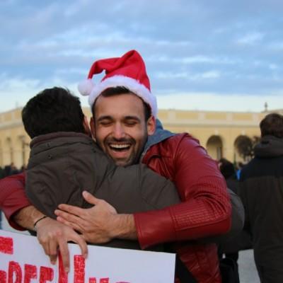 Free Hugs Vienna 21 December 2014  120