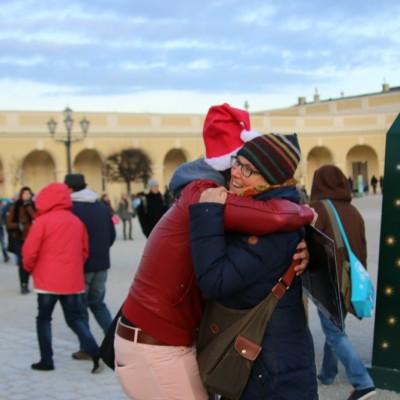 Free Hugs Vienna 21 December 2014  121
