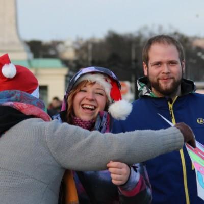 Free Hugs Vienna 21 December 2014  133