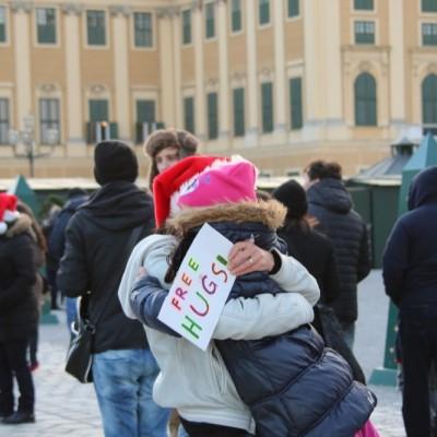 Free Hugs Vienna 21 December 2014  136