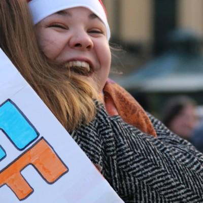 Free Hugs Vienna 21 December 2014  140