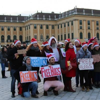 Free Hugs Vienna 21 December 2014  143