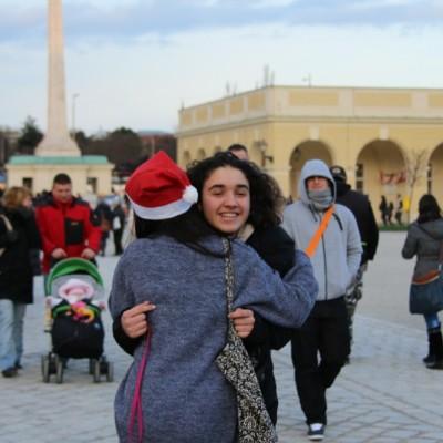 Free Hugs Vienna 21 December 2014  147
