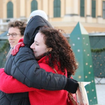 Free Hugs Vienna 21 December 2014  151