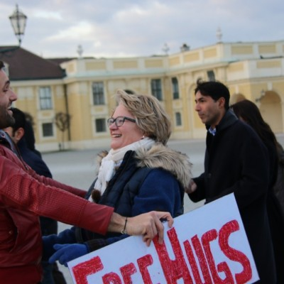 Free Hugs Vienna 21 December 2014  168