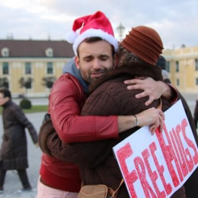 Free Hugs Vienna 21 December 2014  169