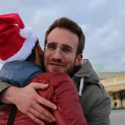 Free Hugs Vienna 21 December 2014  177
