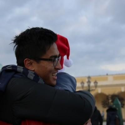 Free Hugs Vienna 21 December 2014  178