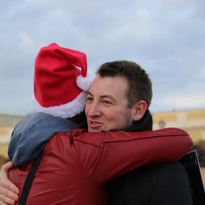 Free Hugs Vienna 21 December 2014  180