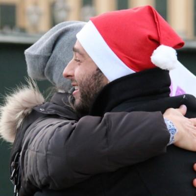 Free Hugs Vienna 21 December 2014  183
