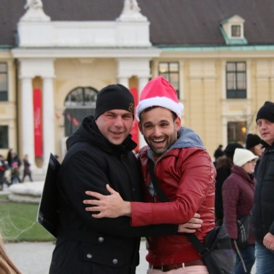 Free Hugs Vienna 21 December 2014  187