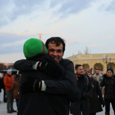 Free Hugs Vienna 21 December 2014  191