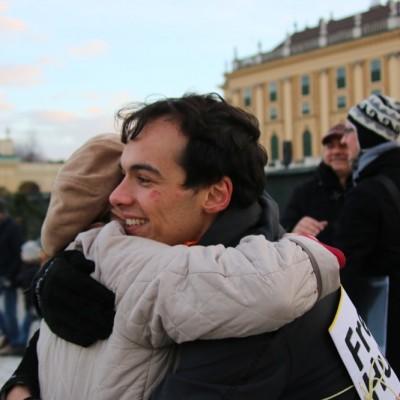 Free Hugs Vienna 21 December 2014  193