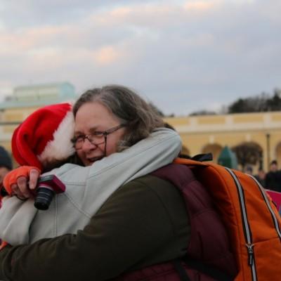 Free Hugs Vienna 21 December 2014  199