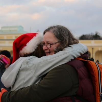 Free Hugs Vienna 21 December 2014  200
