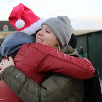 Free Hugs Vienna 21 December 2014  201