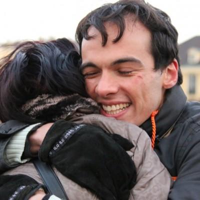 Free Hugs Vienna 21 December 2014  203