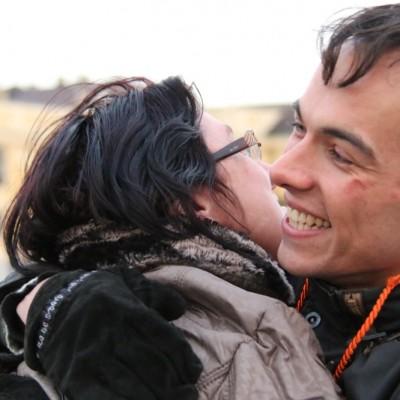 Free Hugs Vienna 21 December 2014  204
