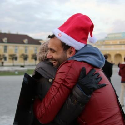 Free Hugs Vienna 21 December 2014  208