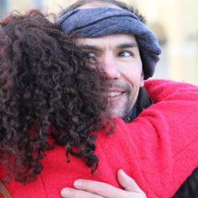 Free Hugs Vienna 21 December 2014  214