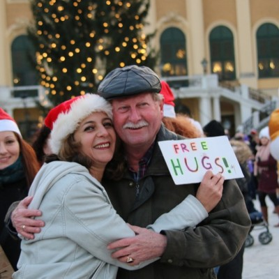 Free Hugs Vienna 21 December 2014  217