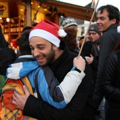 Free Hugs Vienna 21 December 2014  219