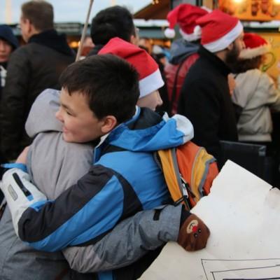 Free Hugs Vienna 21 December 2014  222