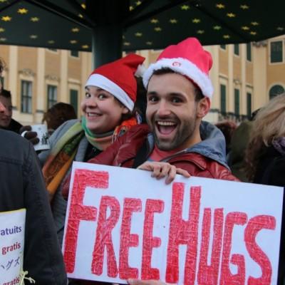 Free Hugs Vienna 21 December 2014  223