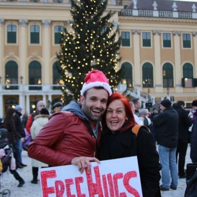 Free Hugs Vienna 21 December 2014  226