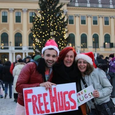 Free Hugs Vienna 21 December 2014  227