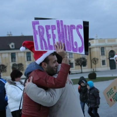 Free Hugs Vienna 21 December 2014  232