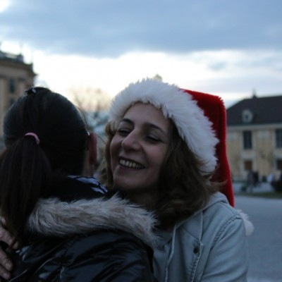 Free Hugs Vienna 21 December 2014  234
