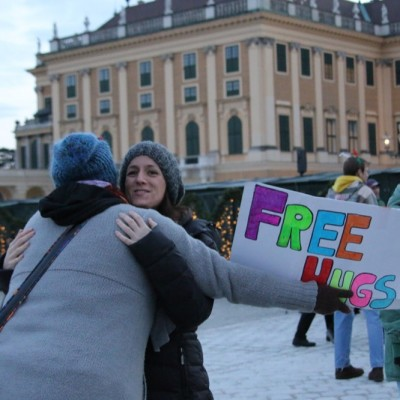 Free Hugs Vienna 21 December 2014  236