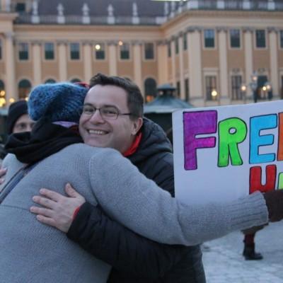 Free Hugs Vienna 21 December 2014  237