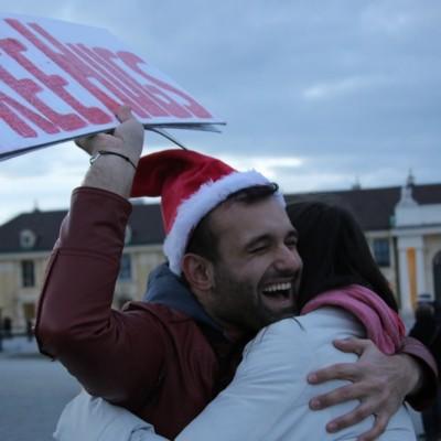 Free Hugs Vienna 21 December 2014  241