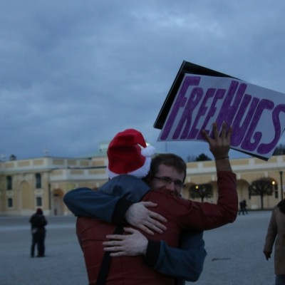 Free Hugs Vienna 21 December 2014  242