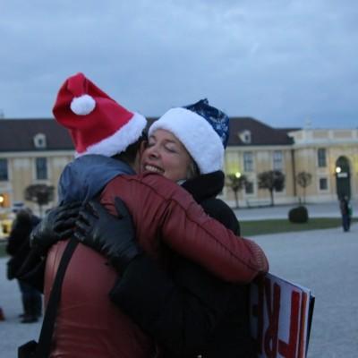 Free Hugs Vienna 21 December 2014  249