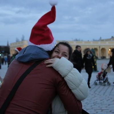 Free Hugs Vienna 21 December 2014  254