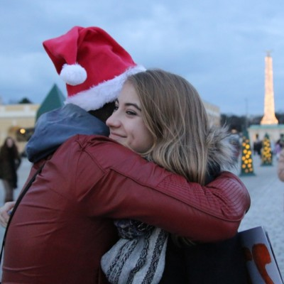 Free Hugs Vienna 21 December 2014  255
