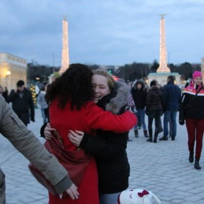 Free Hugs Vienna 21 December 2014  260