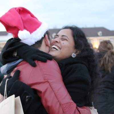 Free Hugs Vienna 21 December 2014  264