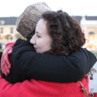Free Hugs Vienna 21 December 2014  270