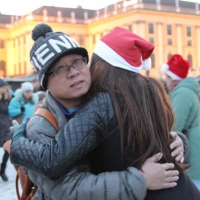 Free Hugs Vienna 21 December 2014  272