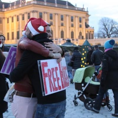 Free Hugs Vienna 21 December 2014  273